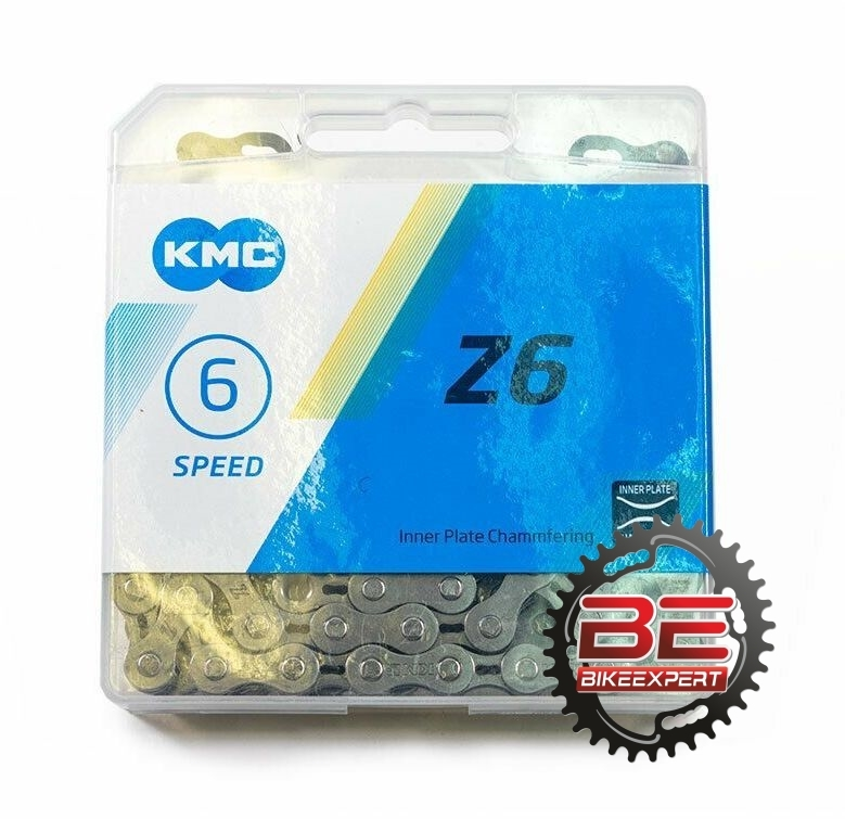 Велосипедная цепь КМС X6