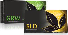 APL. Набор: аккумулированные драже APLGO GRW+SLD для оздоровления суставов, восстановления энергетики