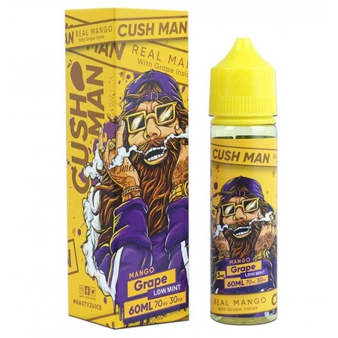 Nasty Juice - Mango Grape (CushMan Series) 60ml