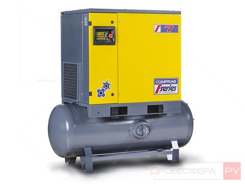 Винтовой компрессор Comprag FR-07/8-270