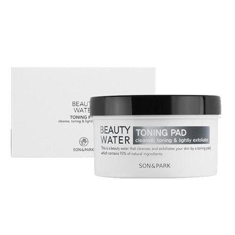 Пилинг Пэды SON&PARK Beauty Water Toning Pad 50 шт.
