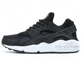 Кроссовки Мужские Nike Air Huarache ES Black White