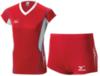 Женская волейбольная форма Mizuno Premium (V2EA4701 62-V2EB4701 62) красная