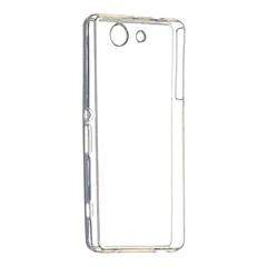 Прозрачный чехол-накладка для Sony Xperia Z3 compact