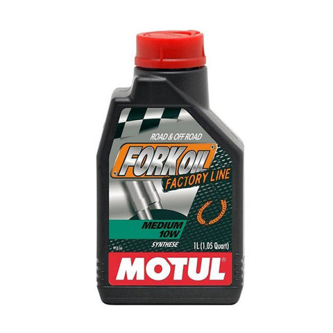 Вилочное масло Motul Fork Oil Factory Line Medium 10W