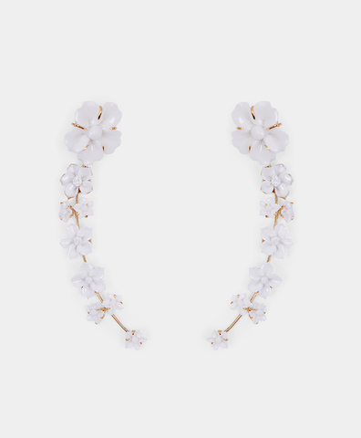Серьги WILDFLOWER EARRINGS