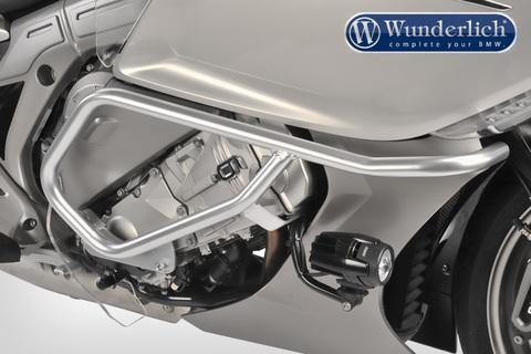 Защитные дуги BMW K1600GT/GTL серебро