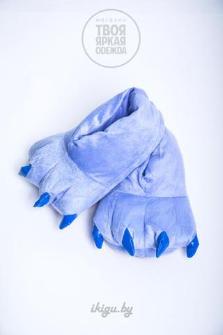 Тапочки Синие