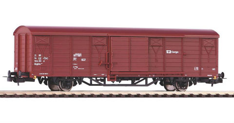 Piko 58913  Грузовой вагон Box Car Gbgkks 112.0 Hnedy CD-Cargo,1:87