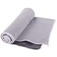 Охлаждающее полотенце в бутылке