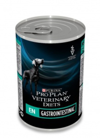 Pro plan veterinary diets EN gastrointestinal dog (canned)