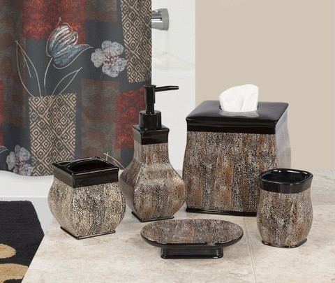 Ведро для мусора Creative Bath Borneo