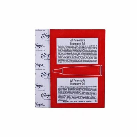 Саше для ламинирования Thuya Professional Line - Permanent Gel.
