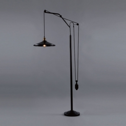 торшер Industrial Floor Lamp 3876