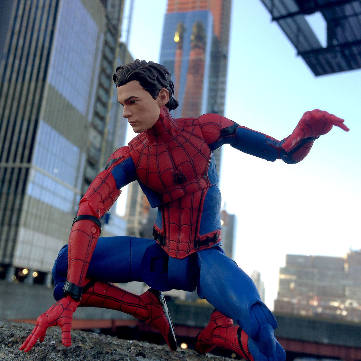 Фигурка Человек Паук («Возвращение домой») - Marvel Select