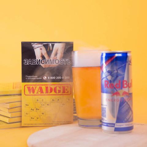 Табак Wadge Titanium Energy Power 100 г