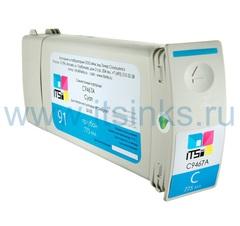 Картридж для HP 789 CH616A Cyan 775 мл