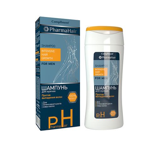 Compliment PharmaHair Шампунь против выпадения волос для мужчин