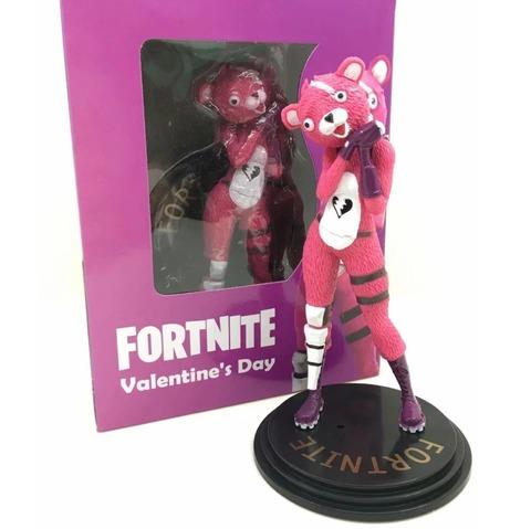 Фигурка Fortnite Розовый Медведь