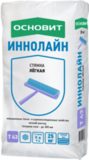 ОСНОВИТ Стяжка пола легкая ИННОЛАЙН Т-43 25кг