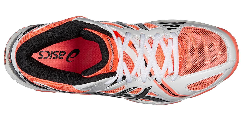 Женские волейбольные кроссовки с высоким голеностопом Asics Gel-Volley Elite 3 MT (B551N 0193)