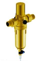 Фильтр Гейзер Бастион 7508205201 с защитой от гидроударов для холодной и горячей воды 3/4