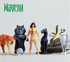 Маугли набор фигурок