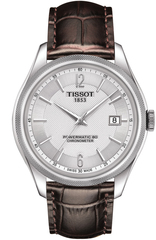 Мужские часы Tissot T108.408.16.037.00 Ballade Powermatic 80 COSC