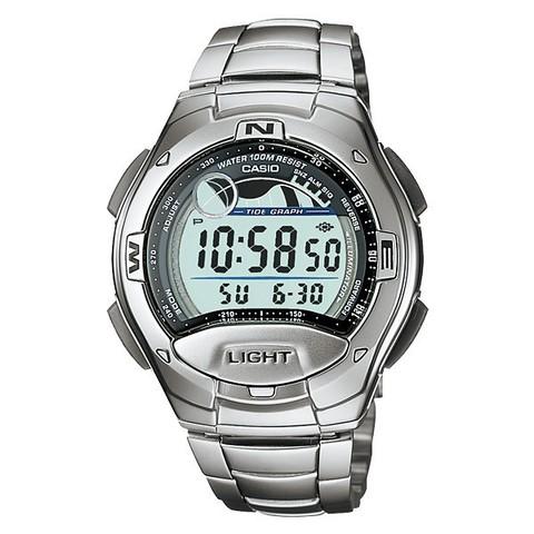 Купить Наручные часы Casio W-753D-1A по доступной цене