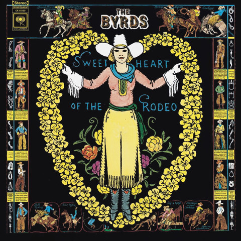 The Byrds / Sweetheart Of The Rodeo (LP)