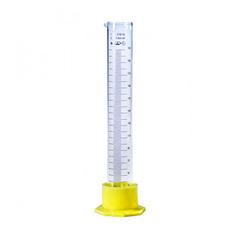 Цилиндр 250 мл, стекло