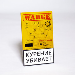 Табак WADGE CARBON 100gr PINA COLADA