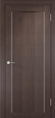 Дверь Сицилия 01 (венге, глухая экошпон), фабрика Casa Porte
