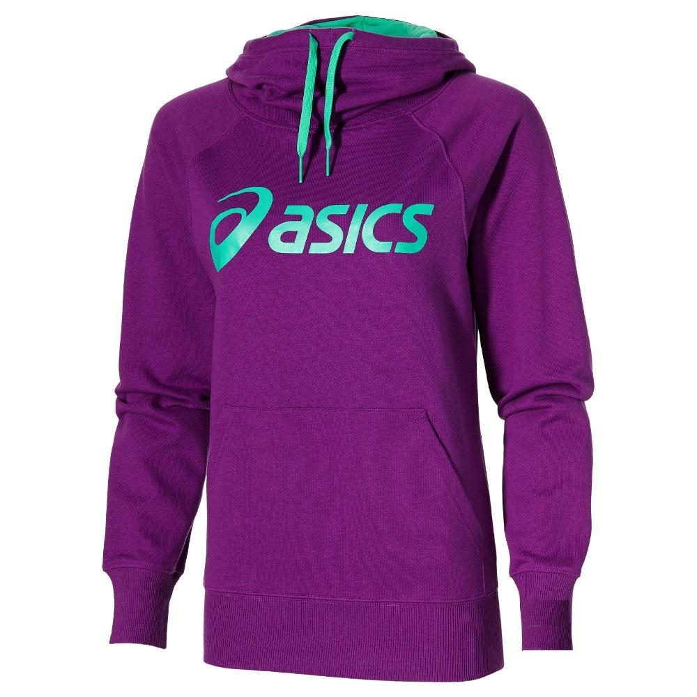 Толстовка Asics Knit Hoodie женская (113976 0258) фиолетовая