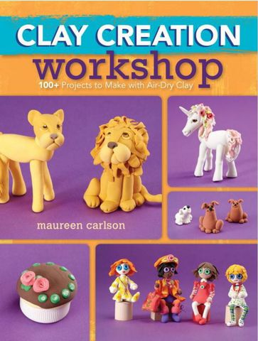 Книга Clay Creation Workshop