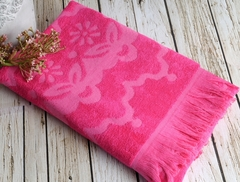 DAISY Fuchsia (фуксия) полотенце пляжное бамбуковое  IRYA (Турция)