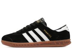Кроссовки Мужские Adidas Hamburg BW Suede
