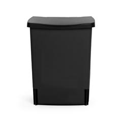 Ведро для мусора Brabantia встраиваемое черное 10л