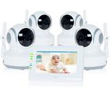 видео няня Ramili Baby RV 900x4  (4 камеры в комплекте)