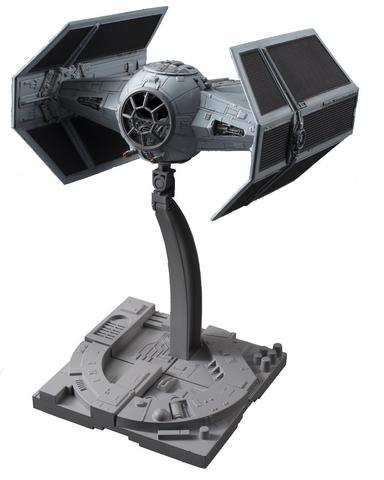 Star Wars 1/72 Scale Model Kit Tie Advanced X1