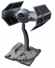 Star Wars 1/72 Scale Model Kit Tie Advanced X1