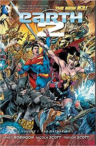 Earth 2 Vol.1: The Gathering TPB