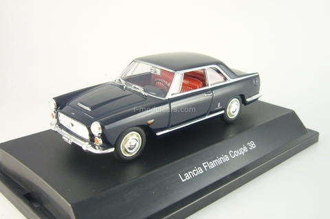 Lancia Flaminia Coupe 3B dkl.-blue Starline 1:43