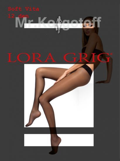 Колготки Lora Grig Soft Vita 12