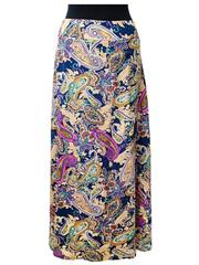 U141-83z юбка женская, цветная