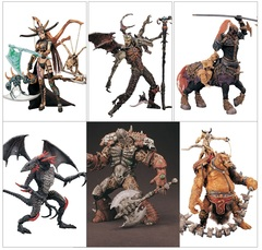 Спаун Темные Века набор фигурок серия 11