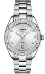 Женские часы Tissot T101.910.11.036.00 PR 100 Sport Chic