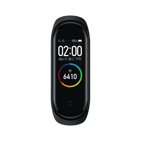 Фитнес браслет Xiaomi Mi Band 4 Graphite Black (XMSH07HM)