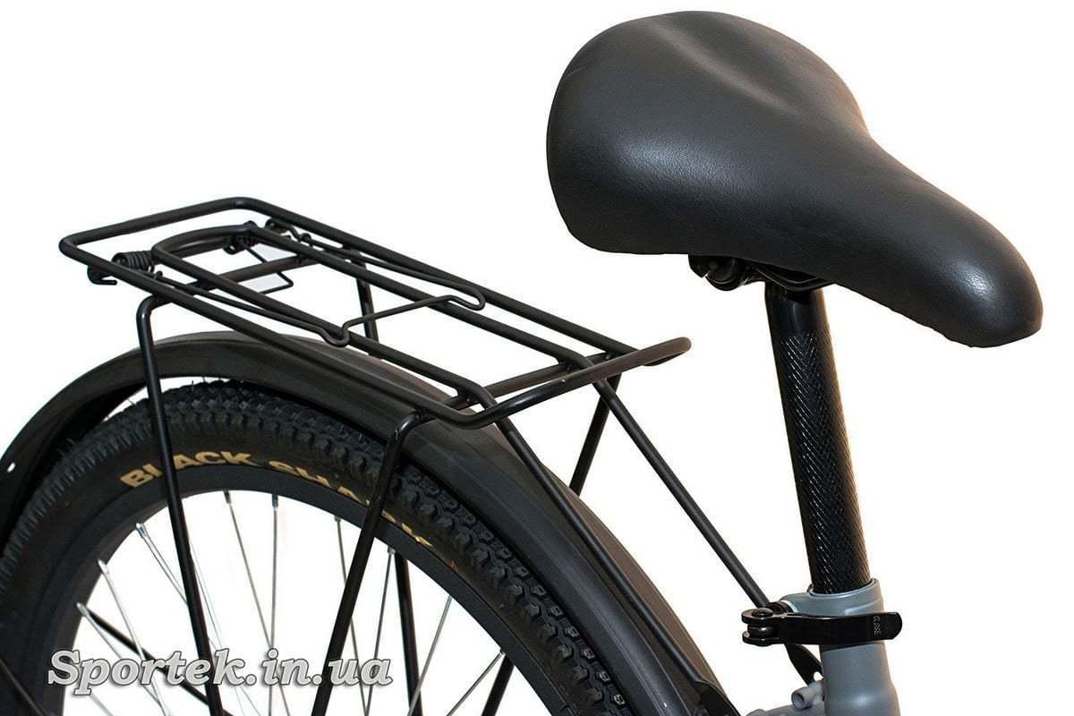 Formula Smart - седло и багажник