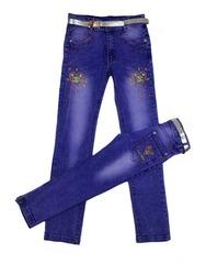AD5623 джинсы сердечко
